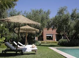 Hotel photo: Villa Jardin Bleu by Sejour Maroc