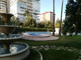 Hotel photo: Los Planetas
