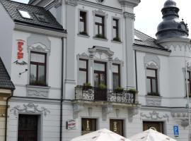 Hotel near Komárno