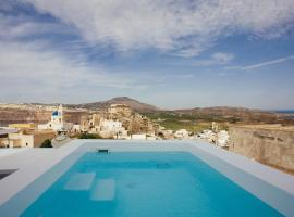 A picture of the hotel: Sweet Love Akrotiri Complex of 2 Houses