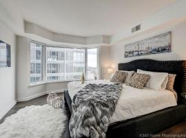Hotel photo: LUX 2 Bedroom Master Suite in Yorkville