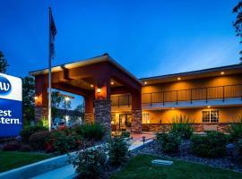Hotel photo: Best Western Willows Inn
