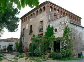 Hotel Foto: Mas del Burga