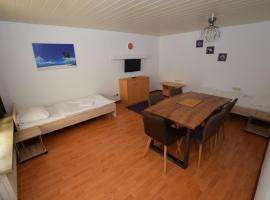 Hotel photo: AB Apartment Objekt 39
