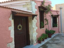 酒店照片: Stone @ Wood Traditional House - Pazinos Village Chania