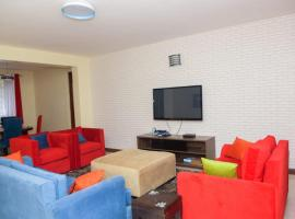 Hotel photo: Giroy Furnished Apartments