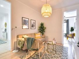 Hotel photo: Bright and Spacious 4bed in Alcantara