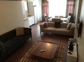 Hotel photo: Bakirkoy Apartment 3+1