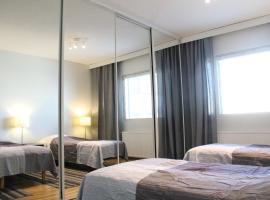 Hotel foto: Two bedroom apartment in Järvenpää, Sibeliuksenkatu 23