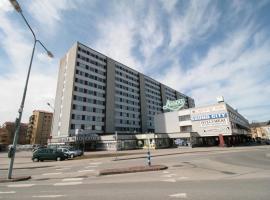 A picture of the hotel: Studio apartment in Pori, Rautatienpuistokatu 2