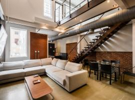 A picture of the hotel: RAI Properties · Gorgeous Center City Penthouse w/Private Roof Deck
