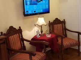 Hotel photo: KOKONI APARTMENT De'Luxe CENTRAL ATHENS