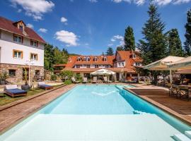 Hotel near Ungārija