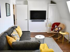 酒店照片: 1 Bedroom Apartment in Central Brighton