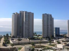 A picture of the hotel: Depto Piso 8 Marina Horizonte La Serena