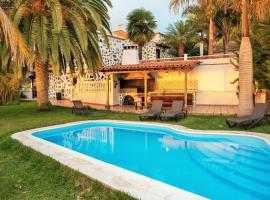 A picture of the hotel: El Palmeral