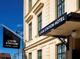 A picture of the hotel: Livin Station; Sure Hotel Collection by Best Western