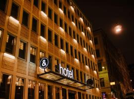 Hotel near Stockholm