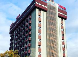 A picture of the hotel: Hotel Turia