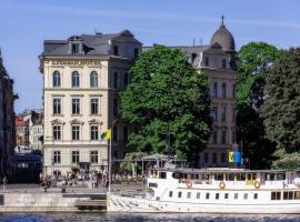 Hotel near Szwecja