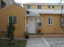 Hotel photo: Elm Holiday Home 10800