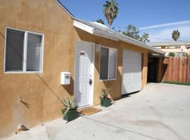 Hotel photo: Elm Holiday Home 10801