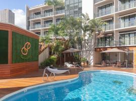 Photo de l'hôtel: Polynesian Residences Waikiki Beach
