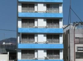 A picture of the hotel: Business Hotel Takanoya