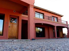 A picture of the hotel: Apart Hotel solares