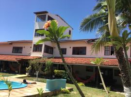 Hotel photo: Pousada da Mércia - Itapuã (BA)