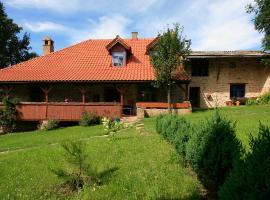 Hotel Photo: Kamenný dom Pikovce