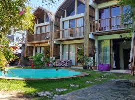 Hotel photo: Wooden Luxury Villa
