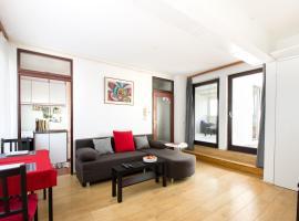 Zdjęcie hotelu: Studio Blue View Zagreb
