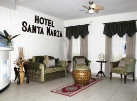 Hotel photo: Hotel y Restaurante Santa Maria