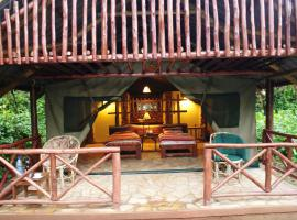 Hotel photo: Kibale Forest Camp