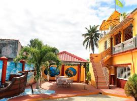 A picture of the hotel: BR& Hostal Casa Novoa