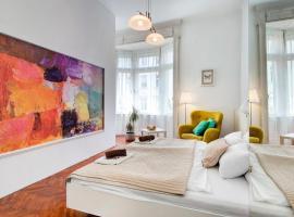 Hotel photo: Vaci Haris Fashion Apartman