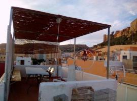 Hotel Foto: Linda casa pintoresca (Centro Almería)