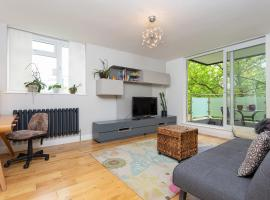 Foto di Hotel: Lovely 1-Bedroom Apartment with Balcony in Putney