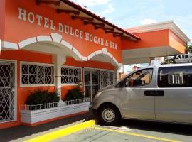 Hotel near Managua