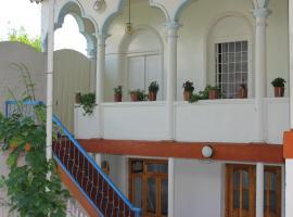 Hotel near Şəki