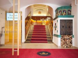 Hotel photo: Stadthotel zur goldenen Krone