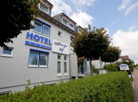 Hotel photo: Akzent Hotel Möhringer Hof Superior
