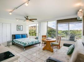 A picture of the hotel: Waikiki Grand Hotel #712 - Studio/1BA, Kitchenette and Balcony