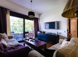 Hotel Foto: Luxury city one bedroom apartment