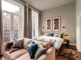 Hotel photo: Amazing location Stylish Earl's Court Studios!