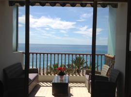 Fotos de Hotel: Luxueux appartement avec vue mer