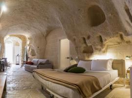 Hotel photo: Thymus Residence nei Sassi