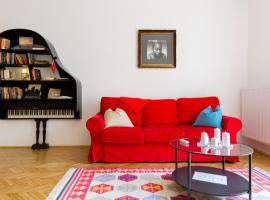 Фотографія готелю: Rubinstein Relax Apartman