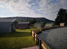 Hotel photo: Skye Lodges